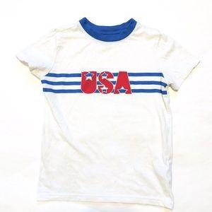 🇺🇸 USA Boys Top (Cat & Jack)
